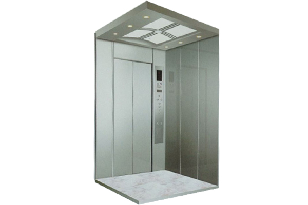 Stainless steel elevator